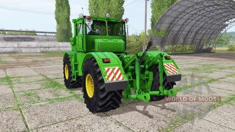 Kirovets K 700A v1.1.0.1 para Farming Simulator 2017