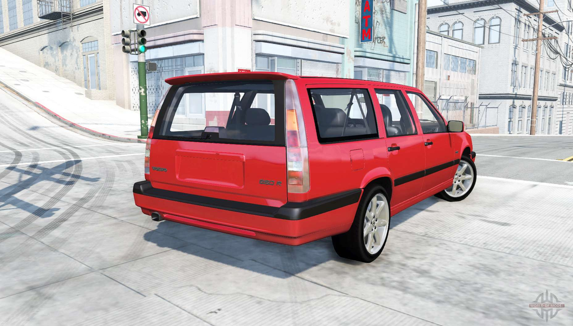 volvo 850 r kombi 1996 para beamng drive. Black Bedroom Furniture Sets. Home Design Ideas