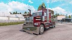 Wester Star 4800 v2.0 para Euro Truck Simulator 2
