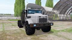 Kraz 64431 para Farming Simulator 2017