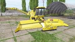 ROPA euro-Maus 5 para Farming Simulator 2017