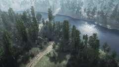 Más allá del río para MudRunner