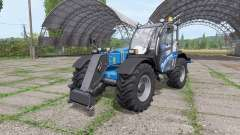 New Holland LM 7.42 back hydraulics