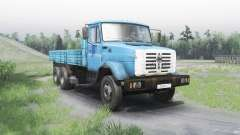 ZIL 133Г40 para Spin Tires