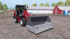 Weidemann 4270 CX 100T v1.1 para Farming Simulator 2015