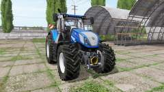 New Holland T7.315 BluePower