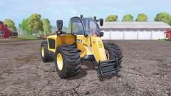 JCB 531-70 v1.1 para Farming Simulator 2015