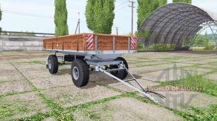 BSS P 73 SH para Farming Simulator 2017