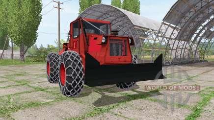 Timberjack skidder para Farming Simulator 2017