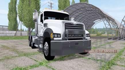 Mack Granite para Farming Simulator 2017