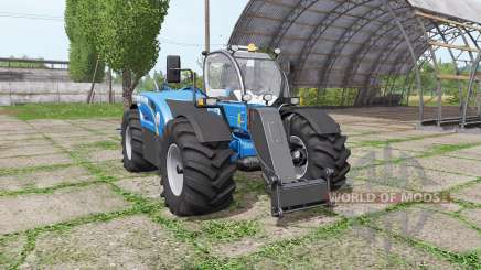New Holland LM 7.42 bigger wheels para Farming Simulator 2017