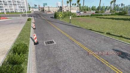 Realistic Roads para American Truck Simulator