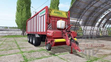 POTTINGER JUMBO 10010 combiline para Farming Simulator 2017