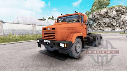 Kraz 64431 para Euro Truck Simulator 2