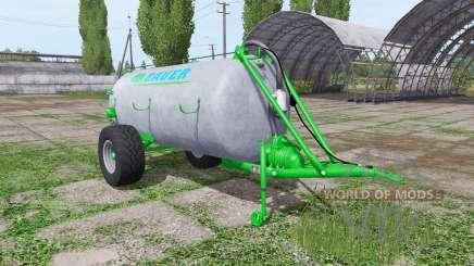 Bauer VB 65 para Farming Simulator 2017