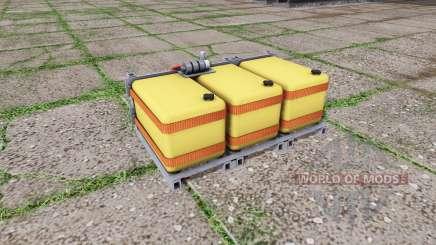 Liquid Fertilizer Tanks para Farming Simulator 2017