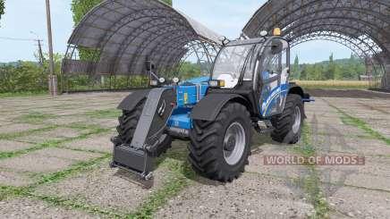 New Holland LM 7.42 back hydraulics para Farming Simulator 2017