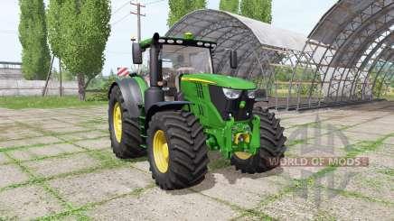 John Deere 6155R v1.0.0.2 para Farming Simulator 2017