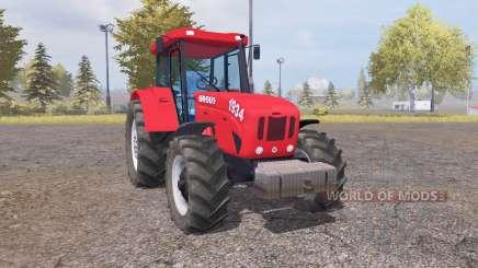URSUS 1934 para Farming Simulator 2013