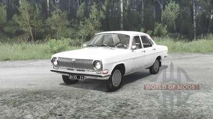 GAS 24-10 Volga para MudRunner