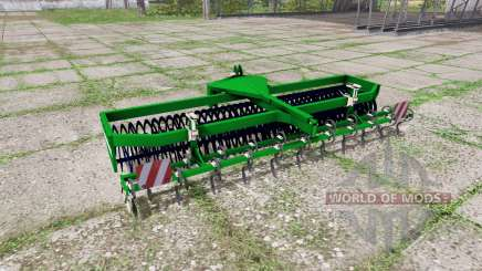 Franquet Bisynchrospire para Farming Simulator 2017