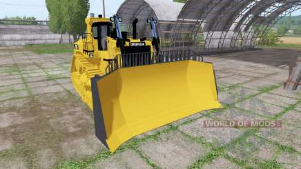Caterpillar D11T para Farming Simulator 2017