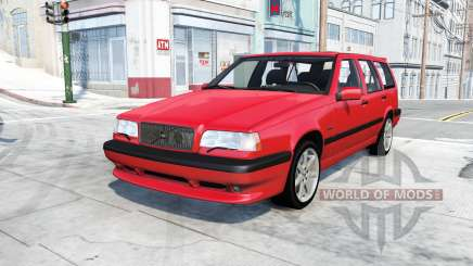 Volvo 850 R kombi 1996 para BeamNG Drive