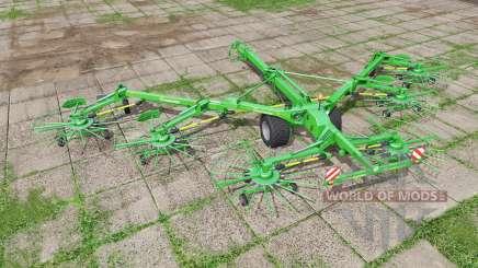 Krone Swadro 2000 v1.17 para Farming Simulator 2017