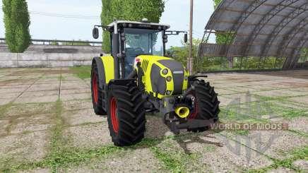 CLAAS Arion 650 v1.1 para Farming Simulator 2017