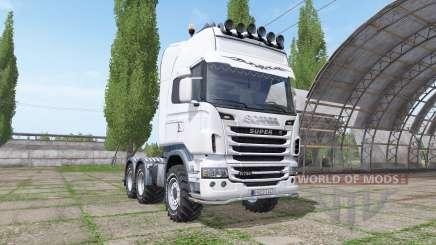 Scania R730 v1.0.2 para Farming Simulator 2017