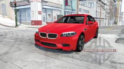 BMW M5 (F10) para BeamNG Drive