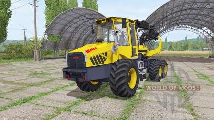 Welte W130K v1.0.2 para Farming Simulator 2017