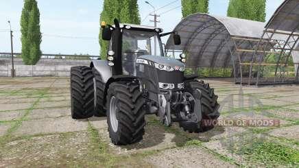 Massey Ferguson 6612 v1.1 para Farming Simulator 2017