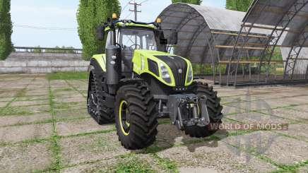 New Holland T8.435 tuning v1.3 para Farming Simulator 2017