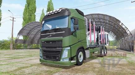 Volvo FH forest para Farming Simulator 2017