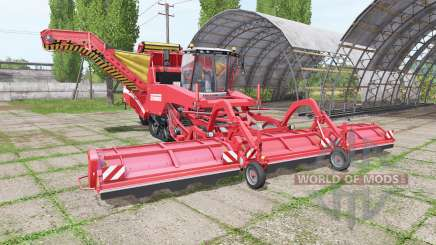 Grimme Tectron 415 sugar cane para Farming Simulator 2017