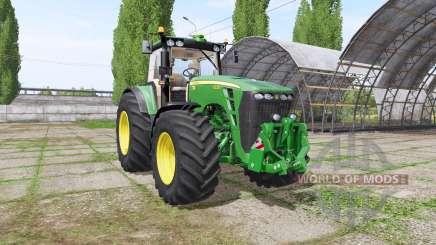 John Deere 8330 v3.7.7 para Farming Simulator 2017