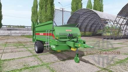 BERGMANN M 1080 para Farming Simulator 2017