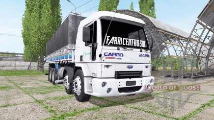 Ford Cargo 2428e para Farming Simulator 2017
