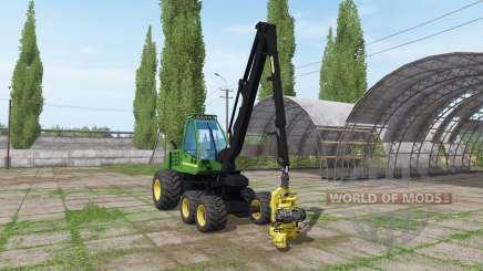 John Deere 1070d para Farming Simulator 2017