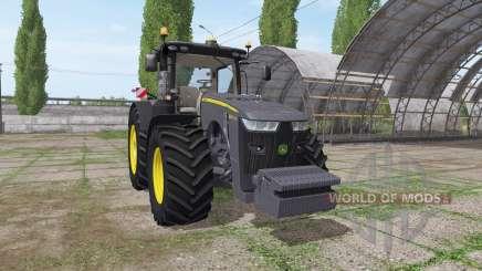 John Deere 8295R black edition para Farming Simulator 2017