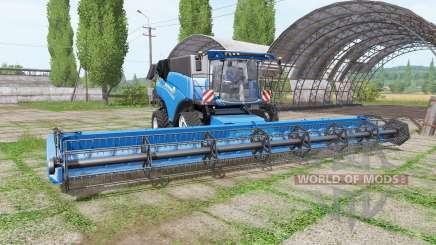 New Holland CR10.90 RowTrac blue para Farming Simulator 2017