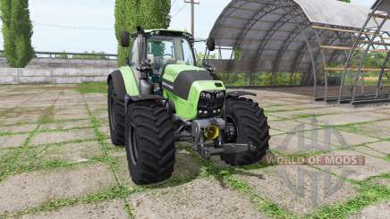 Deutz-Fahr Agrotron 7230 TTV dynamic hoses para Farming Simulator 2017