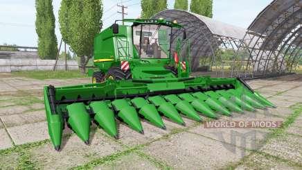 John Deere T670i v4.0 para Farming Simulator 2017