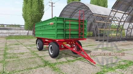 Warfama T-670 para Farming Simulator 2017
