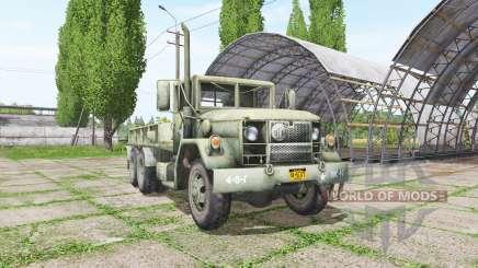 AM General M35A2 para Farming Simulator 2017