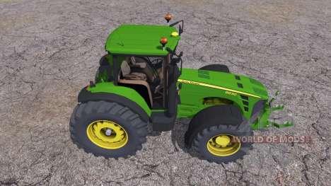 John Deere 8530 v3.0 para Farming Simulator 2013