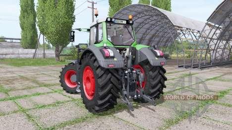 Fendt 824 Vario v1.0.0.1 para Farming Simulator 2017