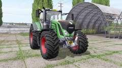 Fendt 939 Vario v1.1 para Farming Simulator 2017
