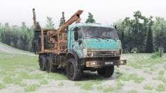 KamAZ-53504 v1.Seis